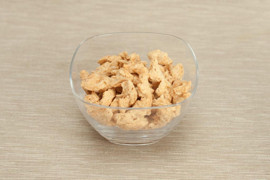 bocconcini di soia al curry - bocconcini disidratati