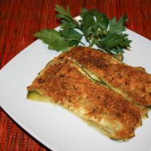 zucchine gratinate - piatto pronto