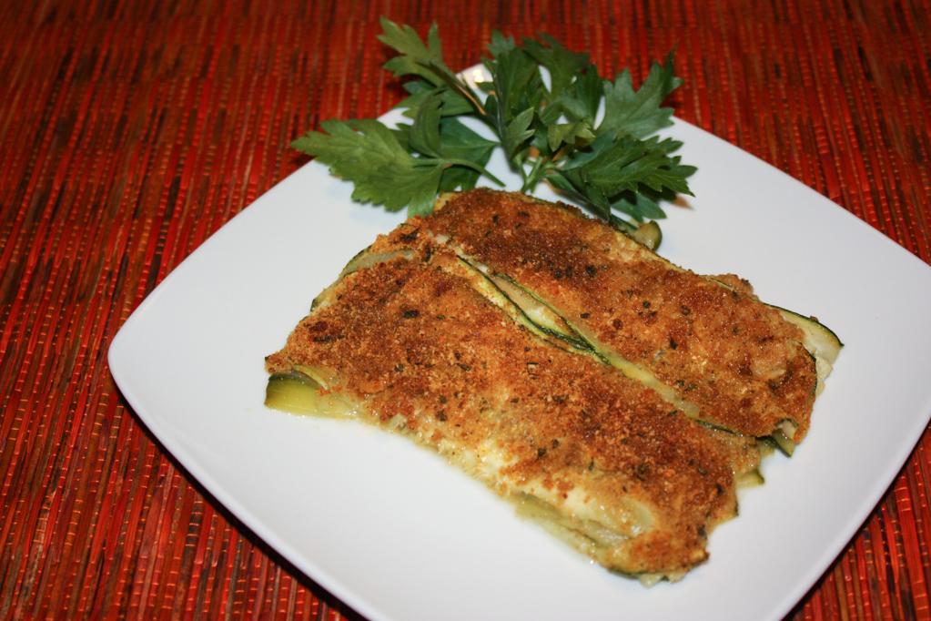 Zucchine Gratinate – Piatto Pronto