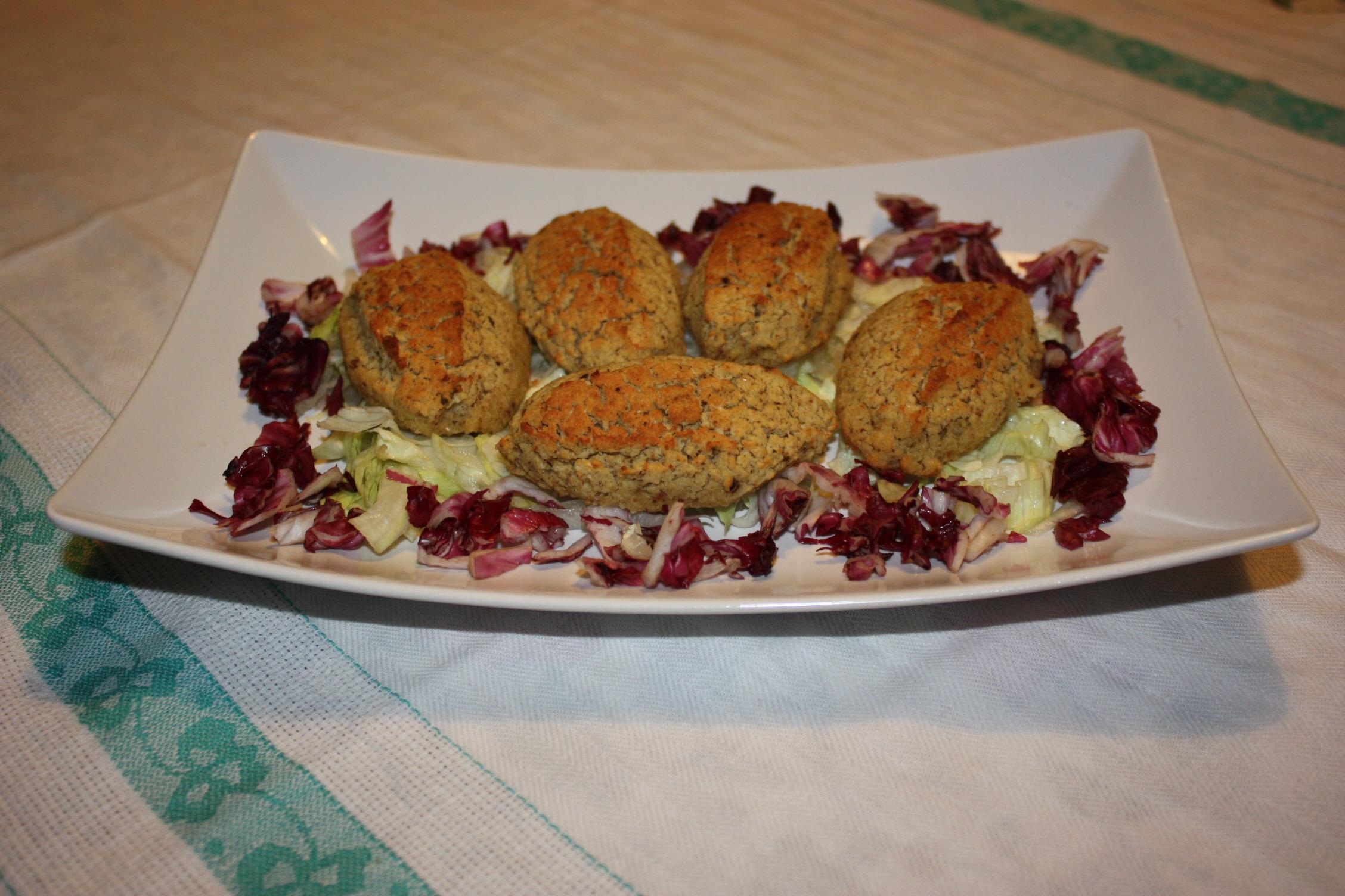 Falafel Al Forno – Piatto Finito