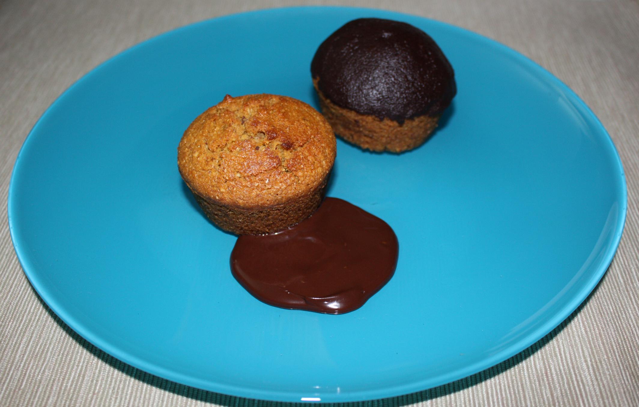Muffin Alla Zucca Vegan – Piatto Finale