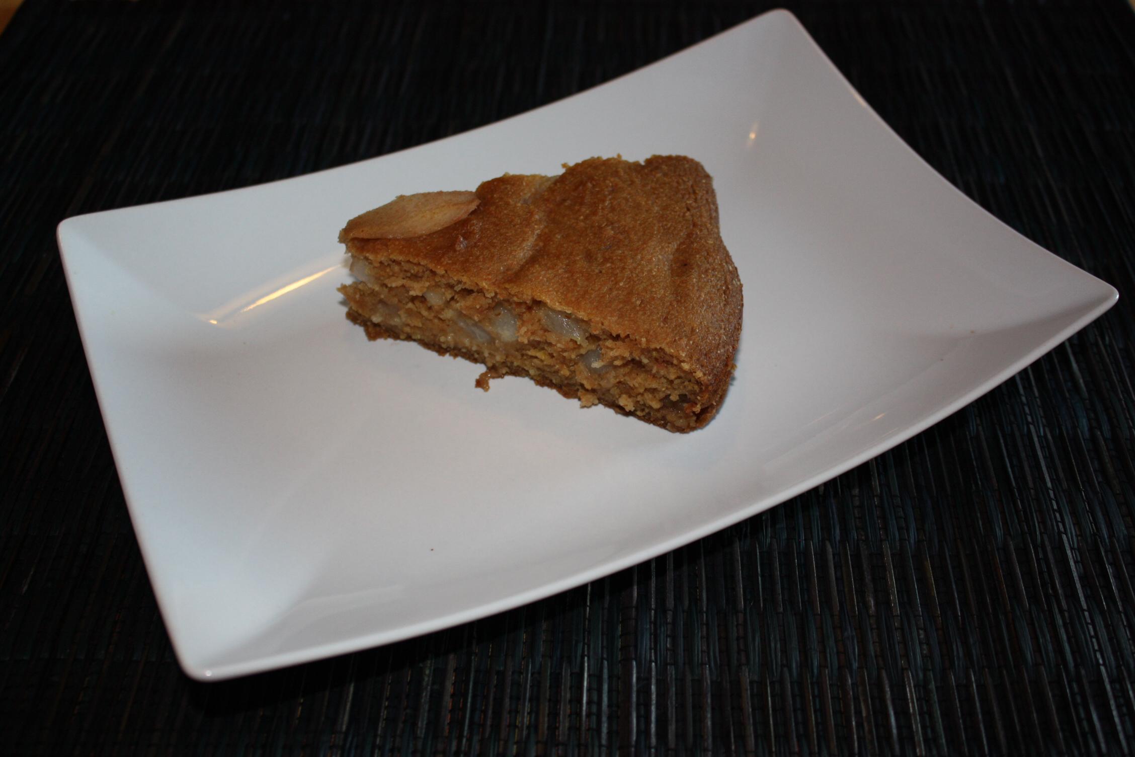 Torta Yogurt E Pere – Torta Pronta