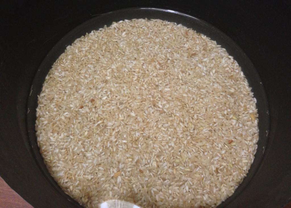 come cucinare il riso - bolliamo il riso
