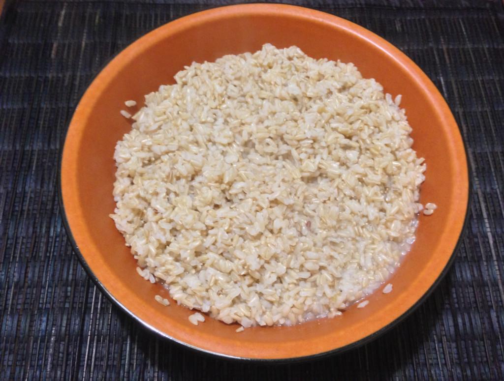come cucinare il riso - piatto finale