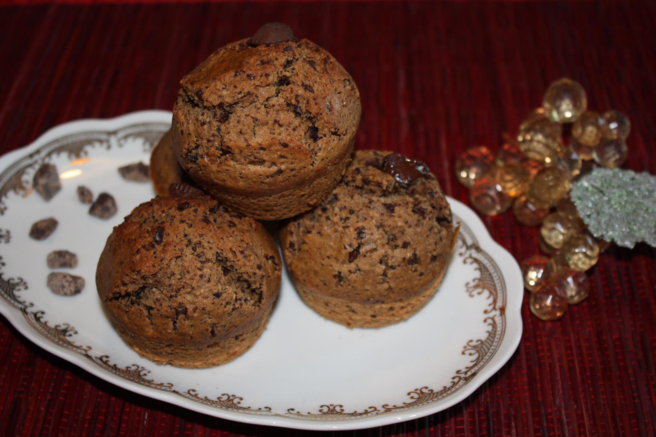 Muffin Al Cioccolato – Piatto Pronto