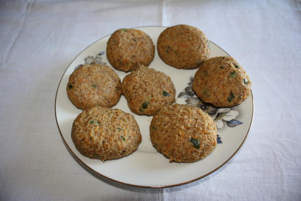 miniburger alle verdure - creare i miniburger