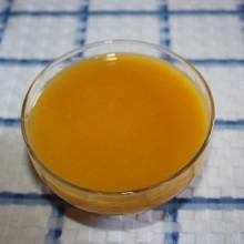 crema all'arancia - crema pronta