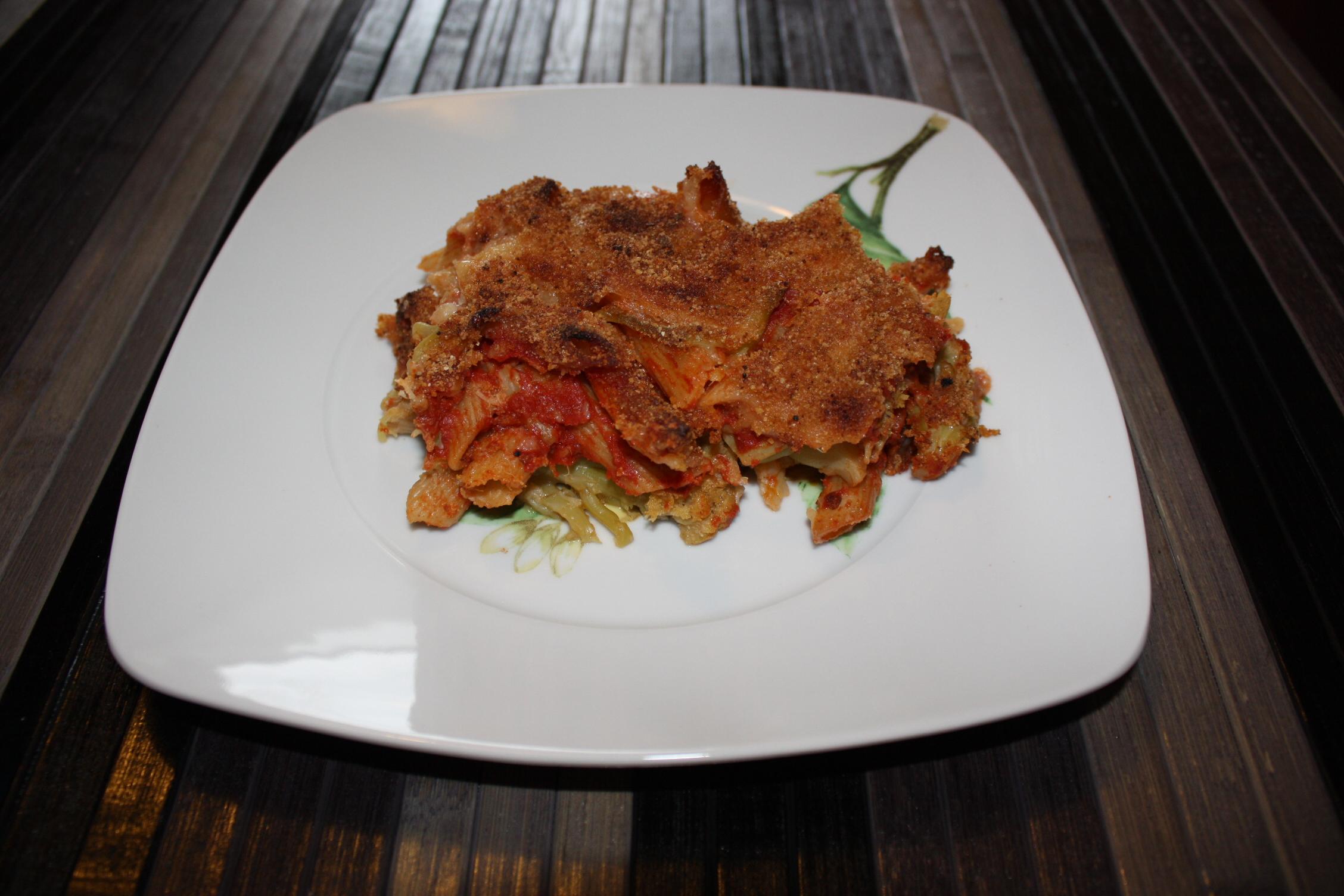 Pasta Al Forno Con Cavolfiori – Piatto Pronto