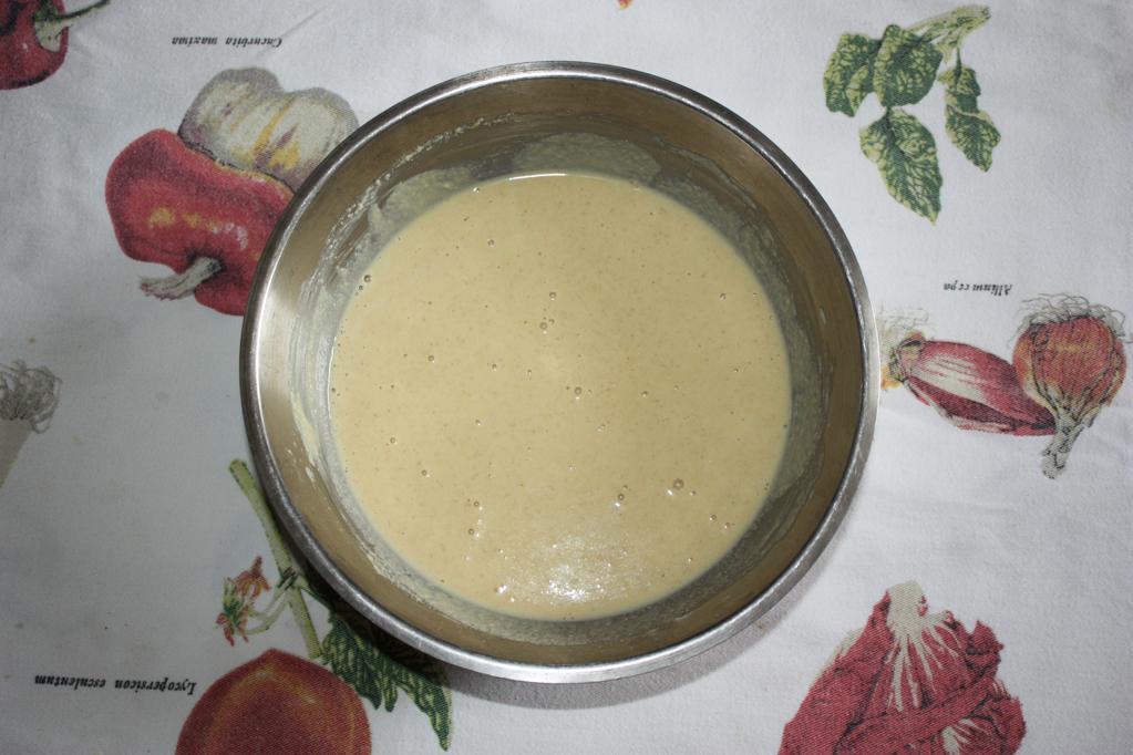 riso cantonese - pastella