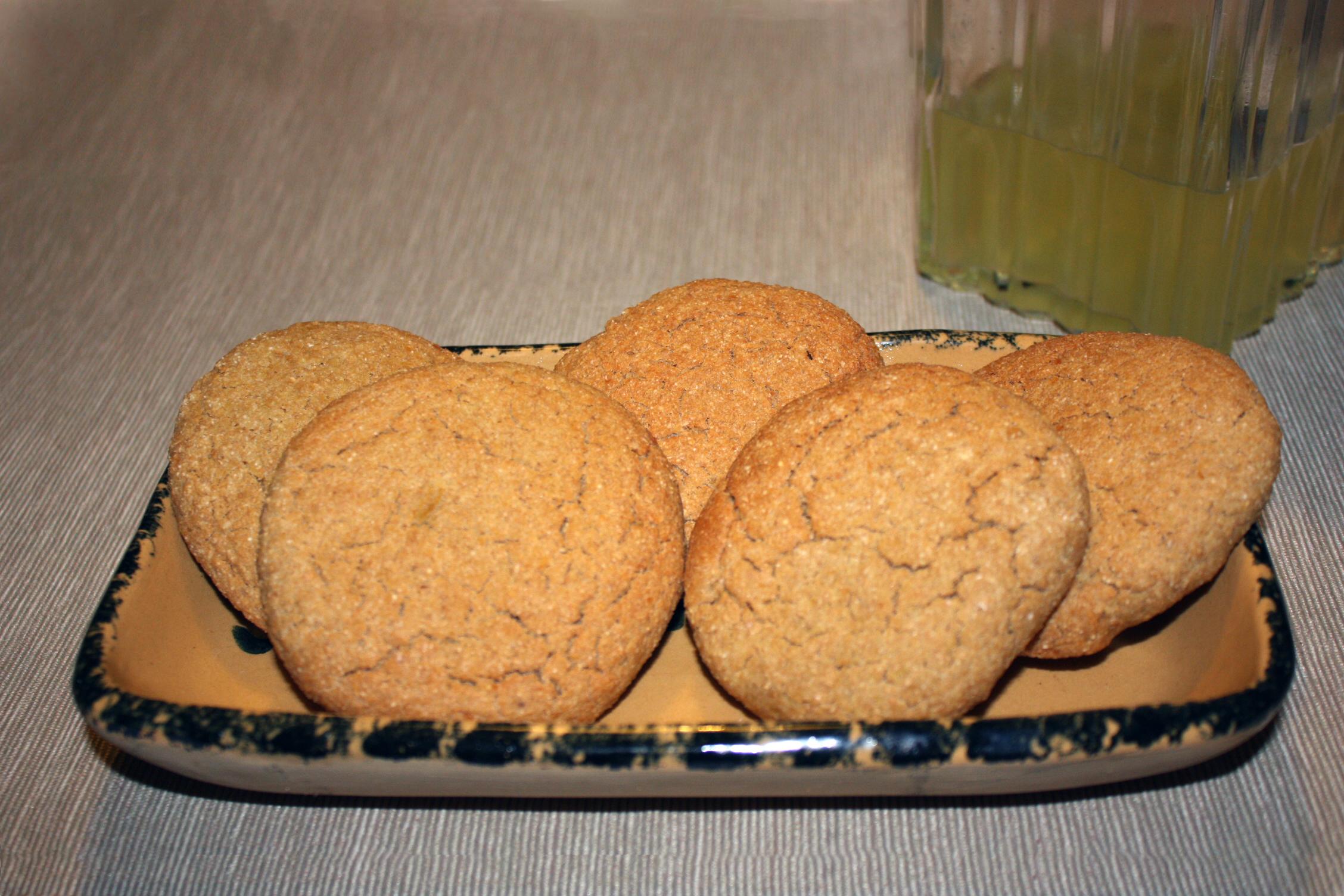 Biscotti Alla Patata