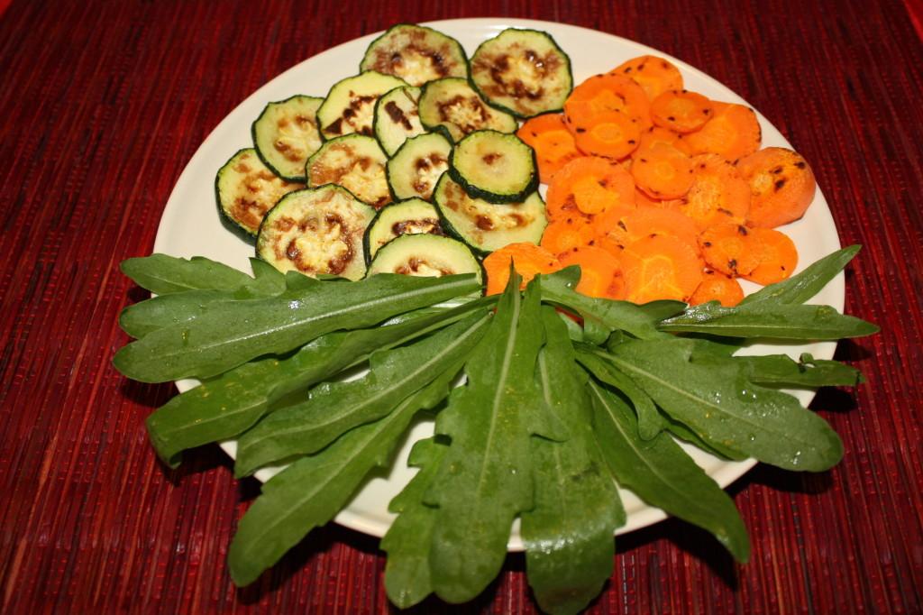 fantasia di verdure - piatto pronto