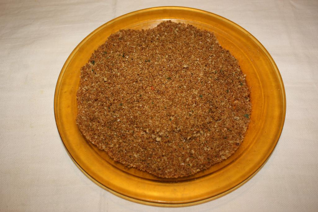 patate croccanti - pangrattato aromatico