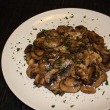 funghi trifolati - piatto pronto