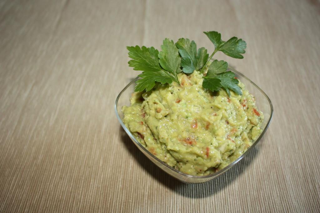 salsa guacamole - piatto pronto