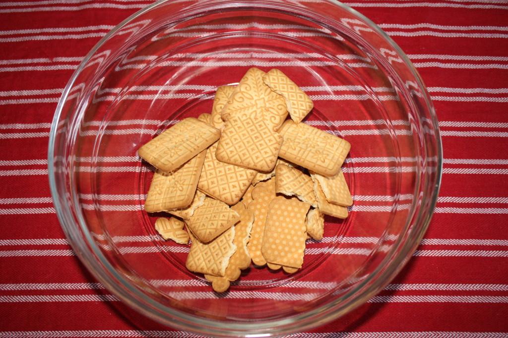 salame al cioccolato - biscotti secchi