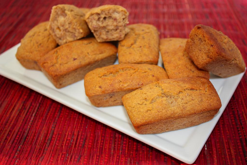 Plumcake Fruttati – Piatto Pronto