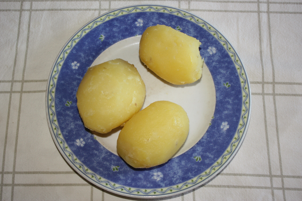 skordalia - patate lesse