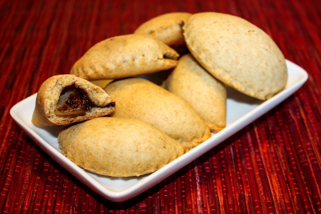 Panzerottini Alle Pere E Cioccolato – Piatto Pronto