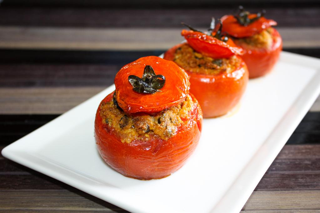 Pomodori Ripieni – Piatto Pronto
