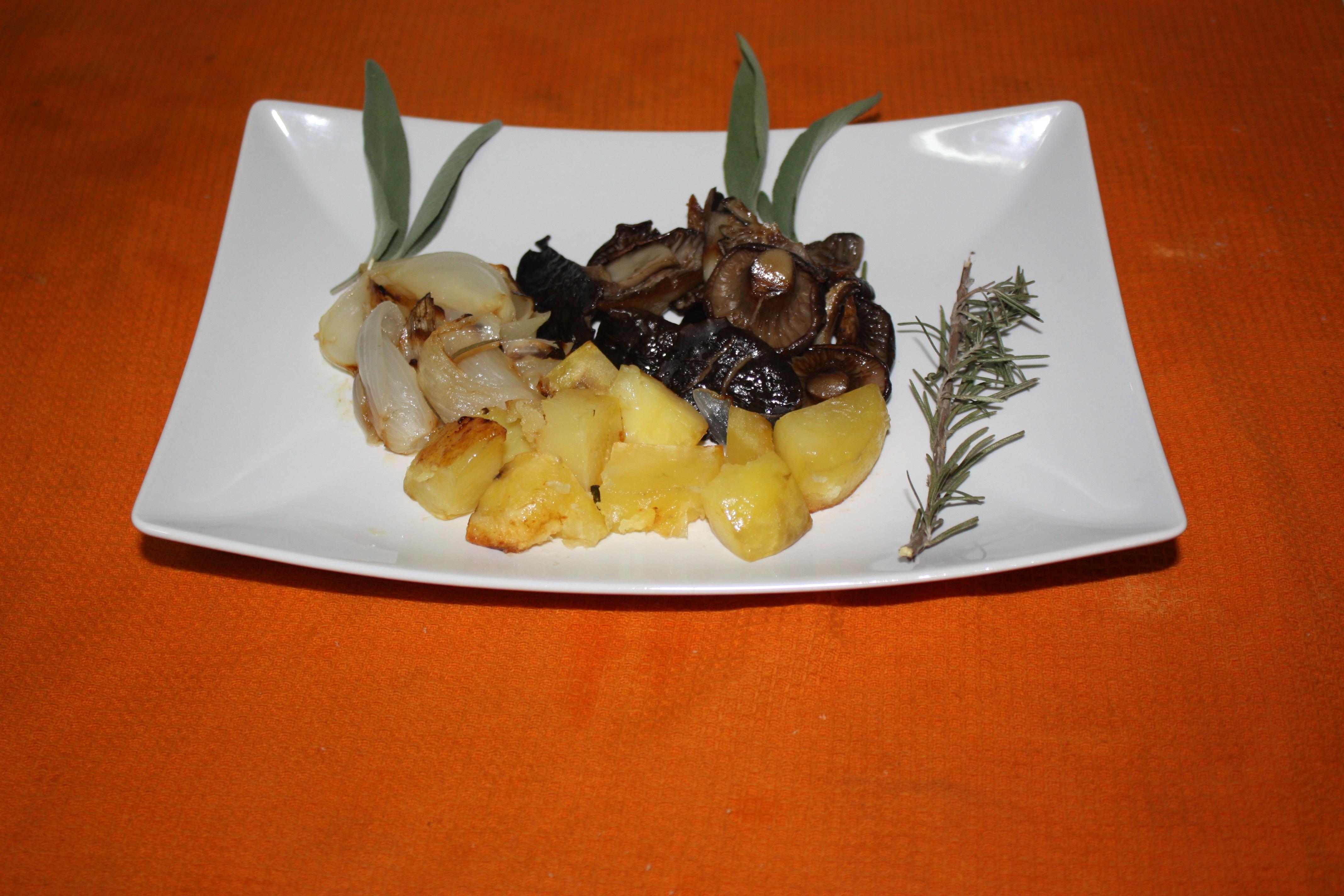 Verdure Al Forno – Piatto Finale